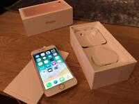 iPhone 7 Rose Gold 32gb Unlocked 5 months old immaculate condition