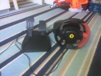 Thrustmaster steering wheel Xbox One