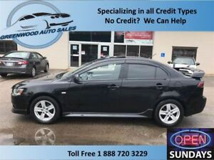 2014 Mitsubishi Lancer SPORTY UNIT! AUTO! CALL NOW!