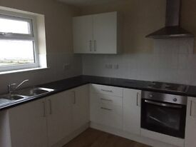 2 Bed Large Flat Nebo Amlwch Anglesey £90. Per week