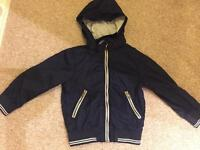 Boys H&M Lightweight jacket 3-4 years