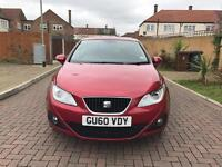 Seat Ibiza 1.6 Sport coupe 3dr Red Full Service History