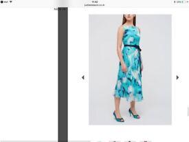 Jacques Verte Designer dresss size 24.