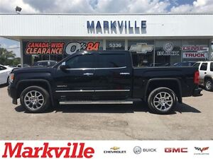 2015 GMC Sierra 1500 DENALI-NAVI-ROOF LEATHER