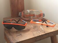Stihl safety glasses and goggles