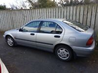 For sale Honda Civic 1.6 LS 1997