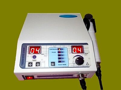 New Portable Ultrasound Therapy Machine 1 Mhz Therapy Therapeutic Machine