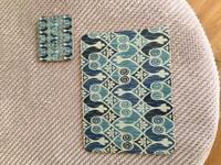 12 x Placemats & Coasters Set