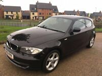BMW 1 Series 2.0 116d Sport 3dr 2010 Diesel 2 Owners 12 Months MOT Good Condition