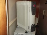 2500 Watts / 2500 Watts. GTE Oil Filled Radiator. A powerful heater suitable for 25 Sq M +. £40.00