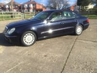MERCEDES BENZ E270 CDI AUTO 2.7 DEISEL CHEAP
