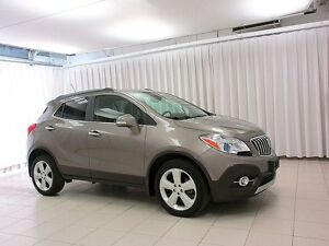 2015 Buick Encore 1.4L AWD SUV w/ HEATED SEATS, ALLOYS, BLUETOOT
