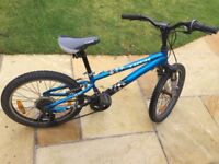 Trek MT60 boys bike 20inch wheel