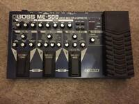 BOSS Multi-effects pedal ME-50B (Bass)