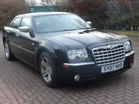 CHRYSLER 300C 3.0 CRD RHD 4d AUTO 218 BHP + SERVICE HISTORY + GENUINE LOW MILEAGE