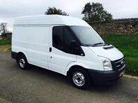09/2009 Ford Transit T280 - IMMACULATE- BUY £19 A WEEK