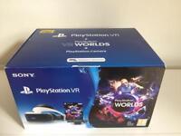 PS4 VR BUNDLE w/SKYRIM - £230
