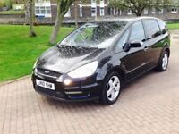 2010 Ford s max TITANUIM 2.0 tdci like new 7 seater