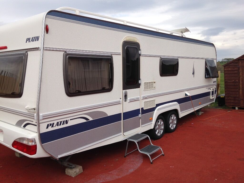 fendt caravan not tabbert hobby in prestwick south ayrshire gumtree. Black Bedroom Furniture Sets. Home Design Ideas