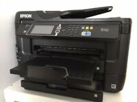 PRINTER - ALL-IN-ONE - PRINTER, COPIER, SCANNER, FAX.