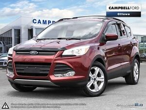 2014 Ford Escape SE LEATHER-ONLY 45,000 KMS--EXTRA CLEAN