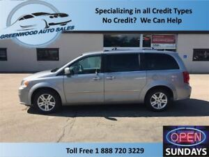 2016 Dodge Grand Caravan LEATHER,DVD,AC,CRUISE,BACK UP CAM...LOA