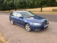 Subaru Legacy top of the range automatic