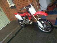 crf 150 2007 (not rmz yfz kfx )