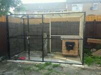 Dog run / panels/ pen / chickens