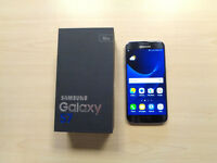Samsung Galaxy S7. Black Onyx.32GB+64GB SD.Unlocked. Checkmend. New. Boxed. Cash or Swap.