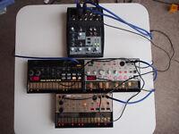 Korg Volca Beats Bass Keys + Behringer Mixer great value bundle!!