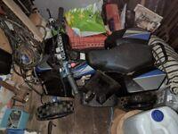 Kids mini Moto 50cc