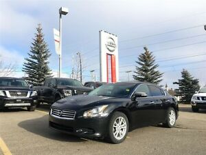 2012 Nissan Maxima 3.5 LEATHER REMOTE STARTER
