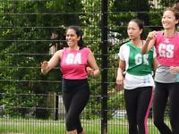 Ladies Social Netball Leagues - Join Now