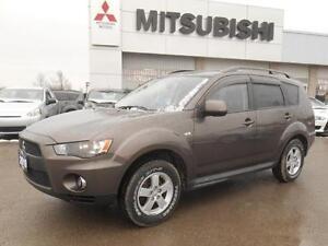 2010 Mitsubishi Outlander ES 4WD
