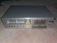 HiFi Tape Cassette Player/Recorder JVC KD-A33