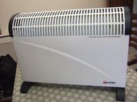 Convector room heater 2 kw.