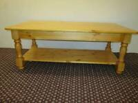 D/S Coffee Table