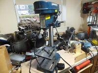 Silverline 350 Watt Hobby Pillar Drill