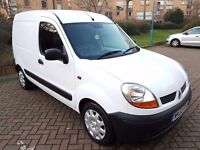 RENAULT KANGOO 1600 cc PETROL AUTOMATIC, GENUINE LOW MILEAGE ONLY 65k, YEARS MOT, 4X NEW TYRES