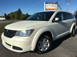 2012 Dodge Journey CVP/SE Plus Bluetooth! Dual Zone Air, Stee...