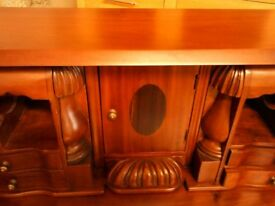 Pre owned writing desk