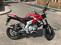Rieju RS3 NKD 125 (Yamaha engine yzf125 r )