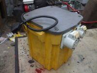 (I5) 5KVA 110V DEFENDER SITE TRANSFORMER (240V TO 110V POWER TOOLS VOLTAGE REDUCER)
