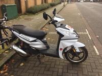 HMC Haze 125 cc for sale ( please read)