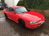Nissan 200sx S14a Silvia **price drop need gone asap**
