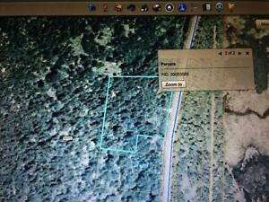 4 acres in Evandale. Possible water views