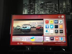 55 inch 4K Ultra HD Hitachi Smart TV