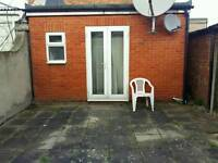 Small single garden studio, own entrance