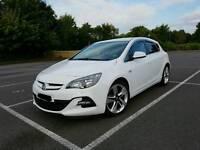 Vauxhall astra Ltd 1.6L 2014 reduced price low mileage